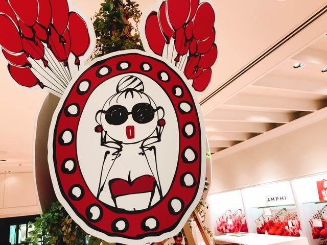 画像: イラストレーター三浦大地さんのイラストが店内に飾られています! <三浦 大地(みうら だいち )プロフィール> ファッションディレクター。オートクチュールブランド「Dosqa Tokyo」のデザインの他、アートディレクター、イラストレーター、クリエイティブディレクターとして幅広く活動。