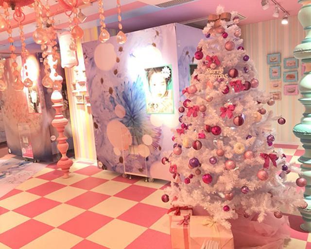 """画像2: """"世界一かわいい""""プリのお店『moreru mignon』が期間限定でクリスマス仕様に!"""