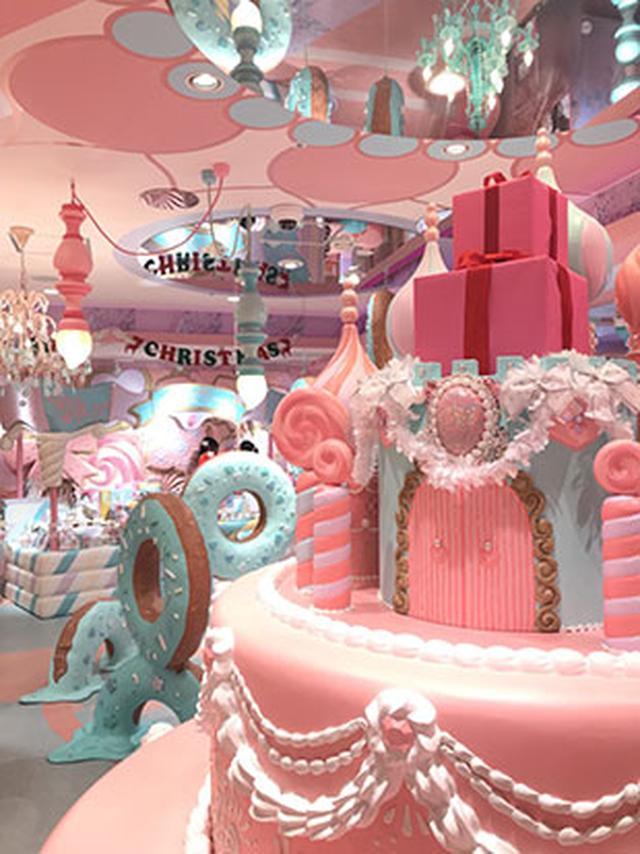 """画像3: """"世界一かわいい""""プリのお店『moreru mignon』が期間限定でクリスマス仕様に!"""