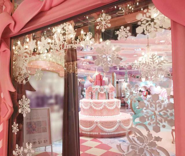 """画像4: """"世界一かわいい""""プリのお店『moreru mignon』が期間限定でクリスマス仕様に!"""