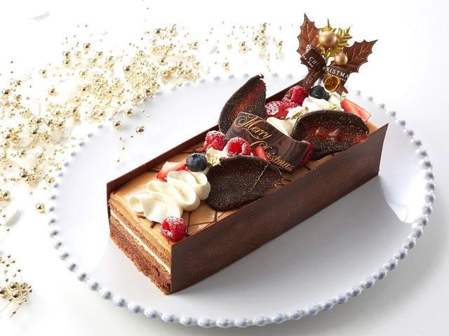 画像: クリスマスオペラキャメル/7.5×20cm:3,200円(税込み) www.princehotels.co.jp