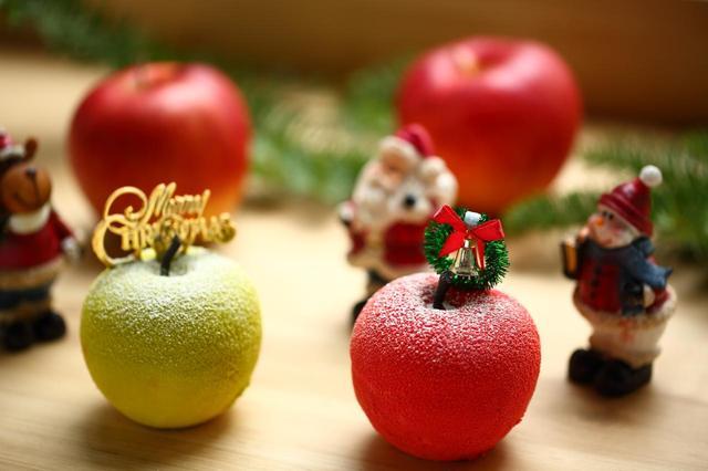 画像: 最高にフォトジェニックなクリスマスケーキが登場!