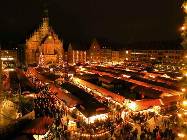 画像: ニュルンベルク(ドイツ) 「クリスマスマーケットでグルメを堪能」