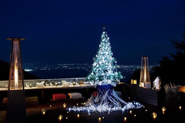 画像1: 天空の空間でクリスマスを