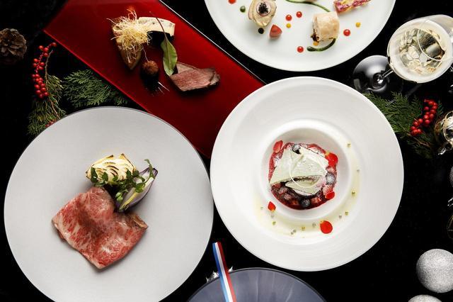 画像: TOKYO FUSION DINING ディナーコース