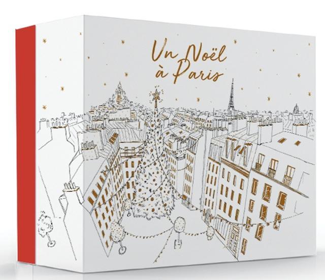画像: BOXのデザインはパリの街並みをイメージ