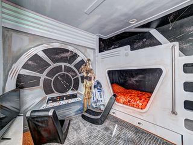画像: Star Wars Jedis & Princesses! 6 Bedroom... - HomeAway Southeast Anaheim