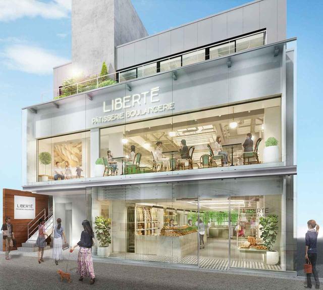画像2: パリの人気パティスリー・ブーランジェリー「リベルテ」が日本初上陸