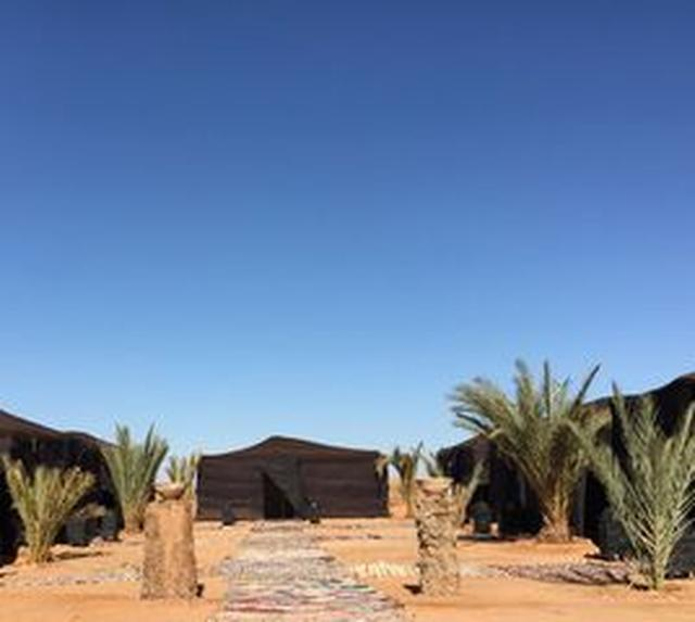 画像: Kam Kam Dunes Luxury Desert camp - HomeAway Merzouga