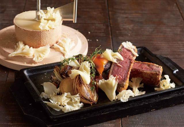 画像: 牛肉のチーズカツレツココットロースト