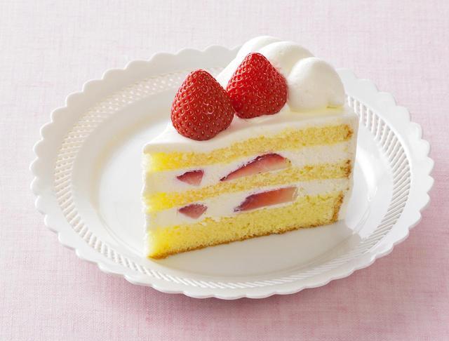 画像: 「こだわりクリームのショートケーキ」 [NEW]