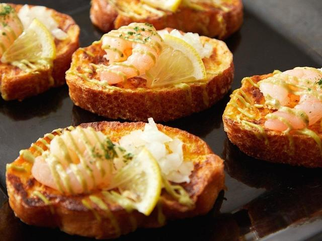 画像: スイーツブッフェ・スイーツ&ディナーブッフェで提供するフレンチトースト(イメージ)