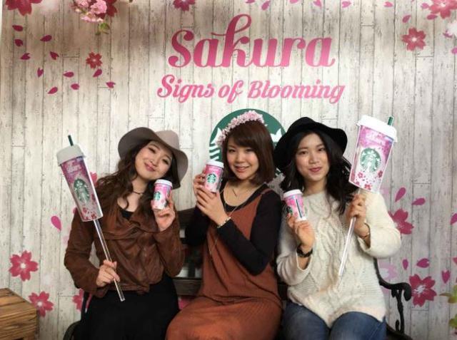 画像: スターバックス新作イベントへ取材に media.kawa-colle.jp