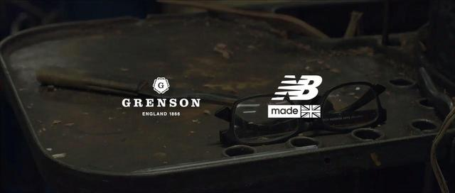 画像1: 『GRENSON × new balance』第二弾 movie.newbalance.co.jp