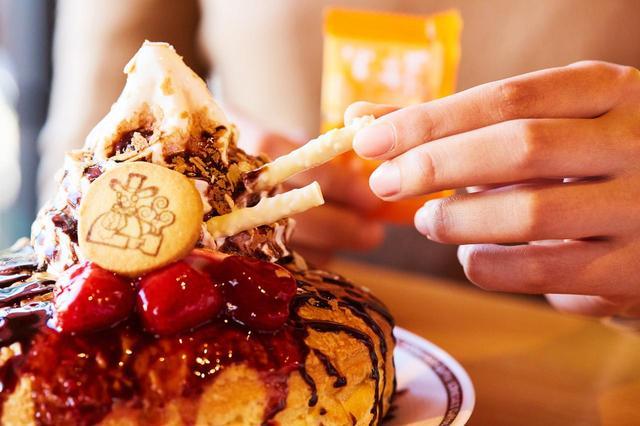 画像: サクサクとまらない、おいしいコラボ 心なごむ癒しの味わい