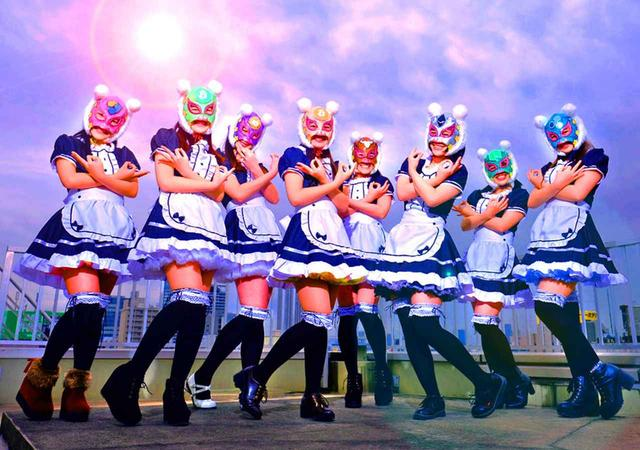 画像1: 世界初!仮想通貨をテーマにしたアイドルユニット誕生!