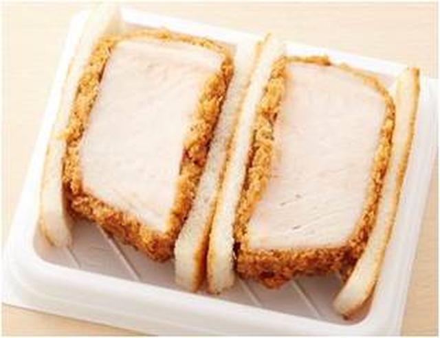 画像: 〈肉卸小島〉肉卸の〈豚〉カツサンド 1,188円