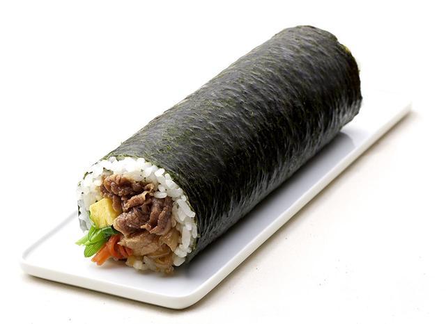 画像: 『京都産 九条葱と黒毛和牛 すき焼 恵方巻』