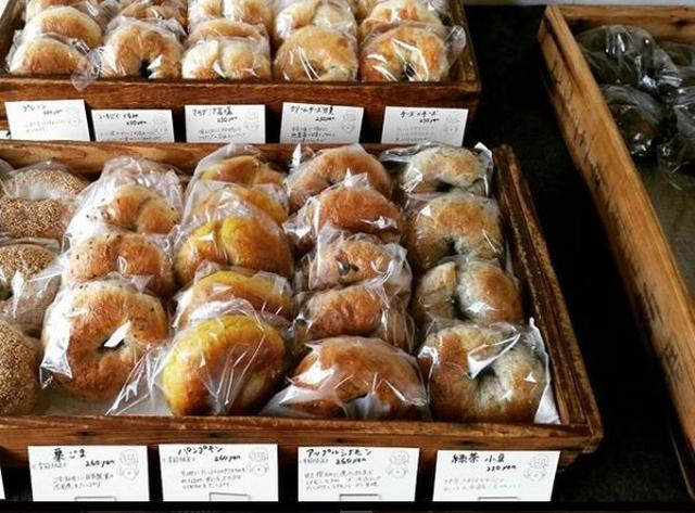 画像1: オープンから2時間で売り切れる人気ベーグル店が横浜に!