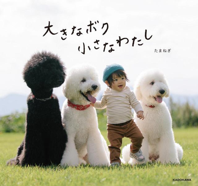 画像: 『大きなボク 小さなわたし』(発行:KADOKAWA)