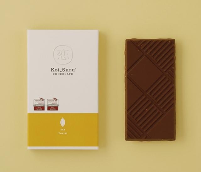 画像: ■とうきび 白い恋人ブラックのミルクチョコレートをベースに、北海道美瑛産とうきびがぎっしり入っています。フリーズドライにすることでコーンの自然な旨味や粒感を生かしています。 【アメリカ&アジア太洋大会 銀賞】 【世界大会 銀賞】