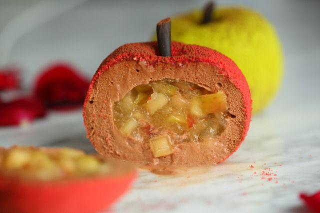 画像4: 【バレンタイン限定】ちょっぴりビターで甘酸っぱい「原宿りんご」予約スタート!