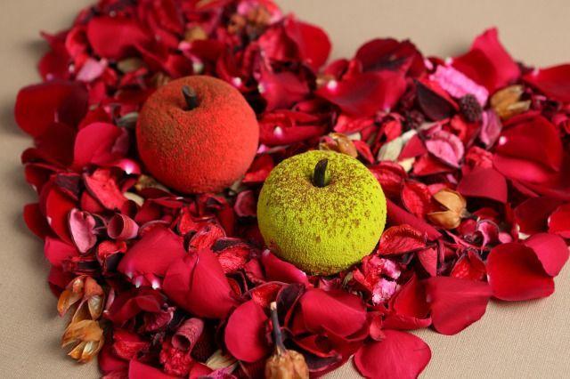 画像3: 【バレンタイン限定】ちょっぴりビターで甘酸っぱい「原宿りんご」予約スタート!