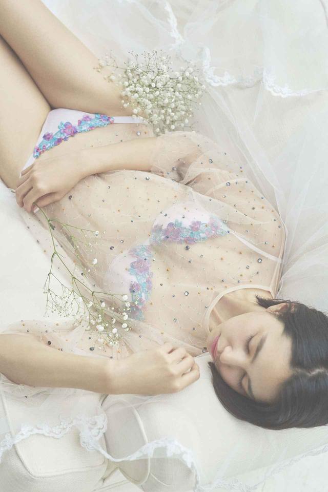 画像: BLOOMING ビューティーリフト ブラセット ¥6,590+税