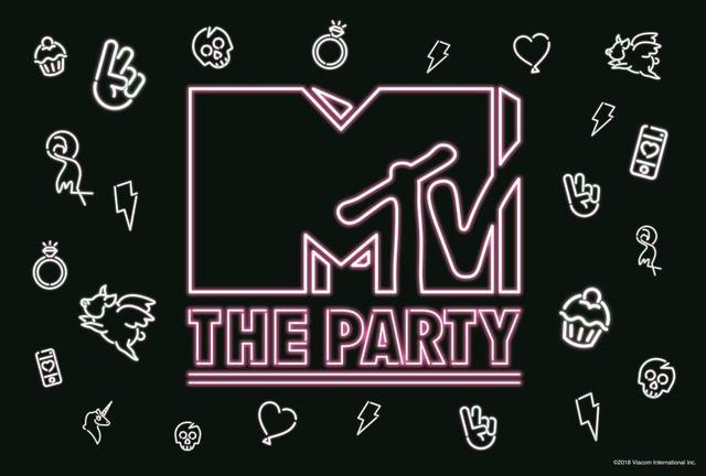 画像1: MTVのヒストリーとクリエイティビティを体験できる初のエキシビション「MTV THE PARTY」