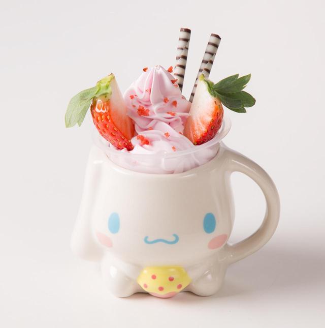 画像4: キャラクターデザートカップ各¥650(カップ含む)