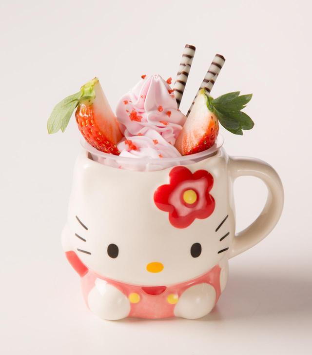 画像1: キャラクターデザートカップ各¥650(カップ含む)