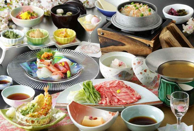 画像: 実はひそかに人気!旬の食材が楽しめる「和食膳」