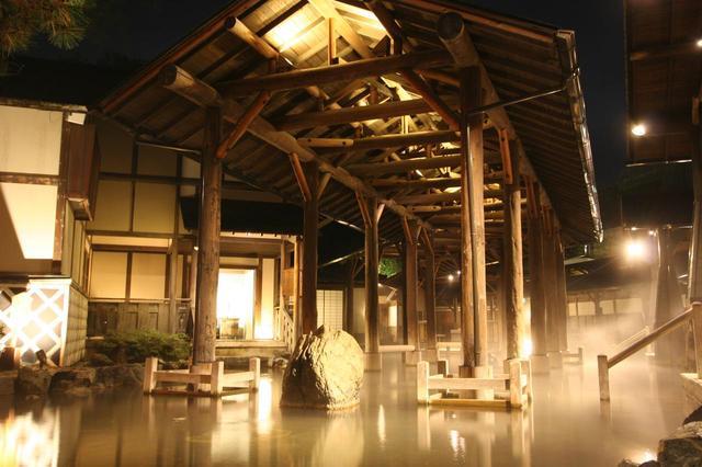 画像: 【つかる】温泉で保温&美白効果