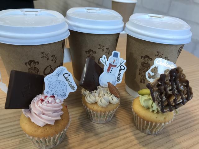 画像2: ■カップケーキ&ティーセット内容
