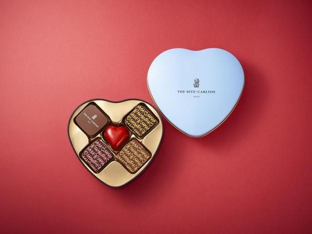 画像2: The Ritz-Carlton,Tokyo×Samantha Thavasa  Sweet Valentine's Day