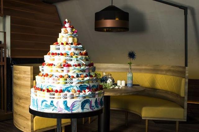 画像1: 人気のオーシャンビューウェディング限定でオーダーメイドケーキをスタート
