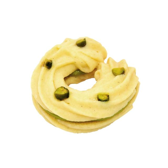 画像: バニラ&ピスタチオ味