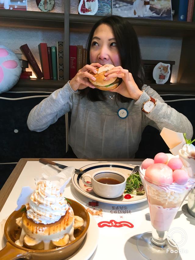 画像1: 【試食レポ】じゃらん✖️ハンズカフェで、にゃらん尽くし!!