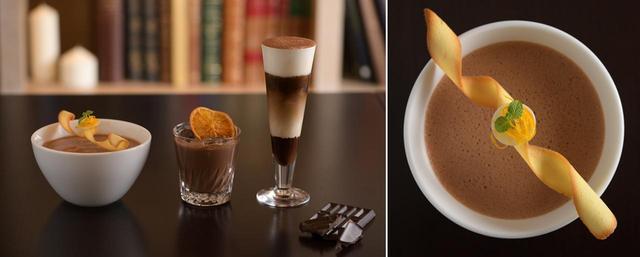 画像: 期間限定のドリンク3種登場!ほろ苦さと甘さが絶妙!「Chocolate Fair」がスタート