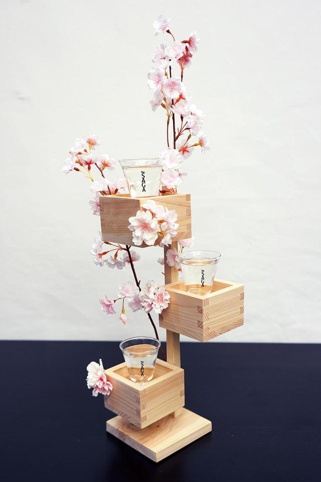 画像2: 120万枚の桜の花びらに埋もれながら佐賀ん酒を楽しむ! この春一番のフォトジェニック体験を!