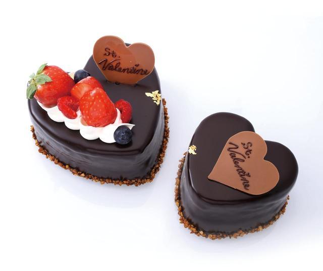 画像: バレンタイン限定!あなただけのメッセージを入れてくれるチョコレートケーキをパティスリー「アンテノール」で発売!