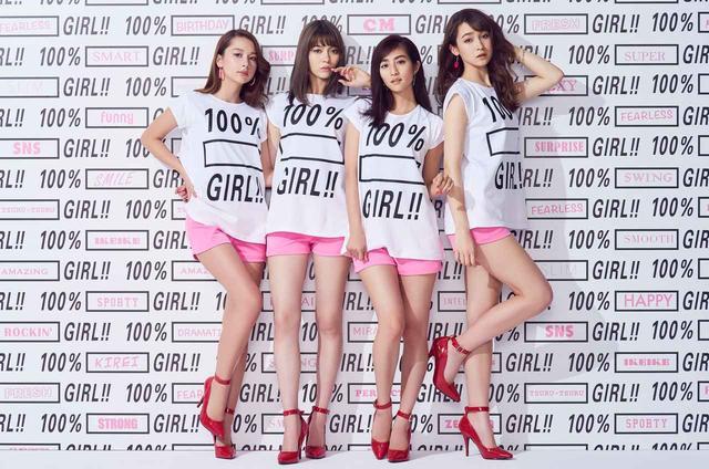 画像: 堀田茜、八木アリサ、Niki、藤井サチが『KIREIMO 100% GIRLS!!』に参加決定!