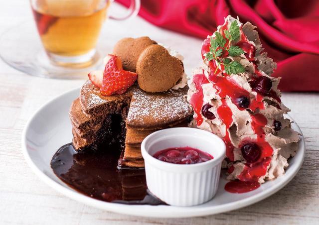 画像: チョコレートを3つの味わいで楽しめる!