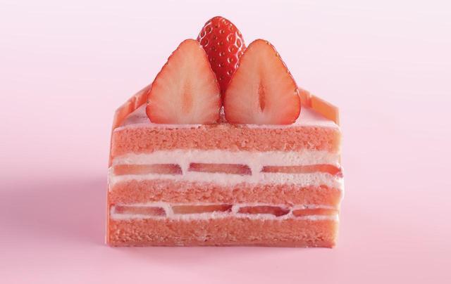 画像: ひな祭りケーキ