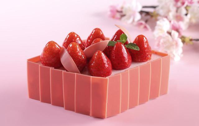 画像: 桃の節句を華やかに彩るキュートなケーキが登場!