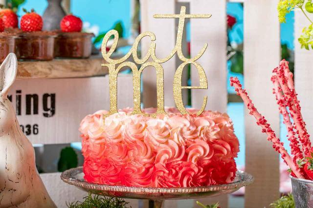 画像3: 「いちごに恋するガーデンパーティー」~ストロベリーデザートブッフェ~