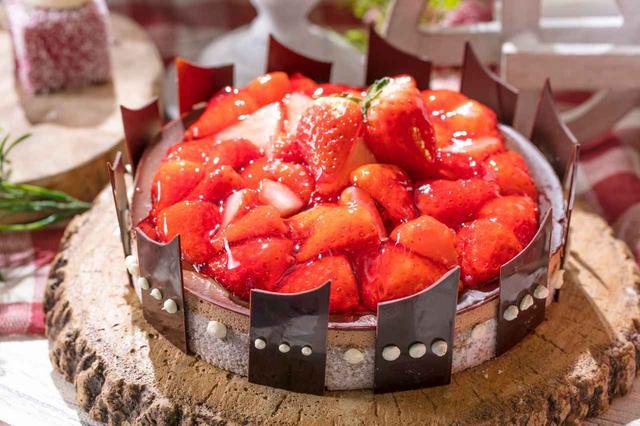 画像9: 「いちごに恋するガーデンパーティー」~ストロベリーデザートブッフェ~