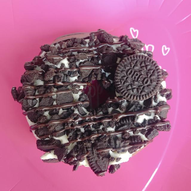 画像: 『スイート アメリカ オレオ® バニラクリームチョコ』230円(税込)