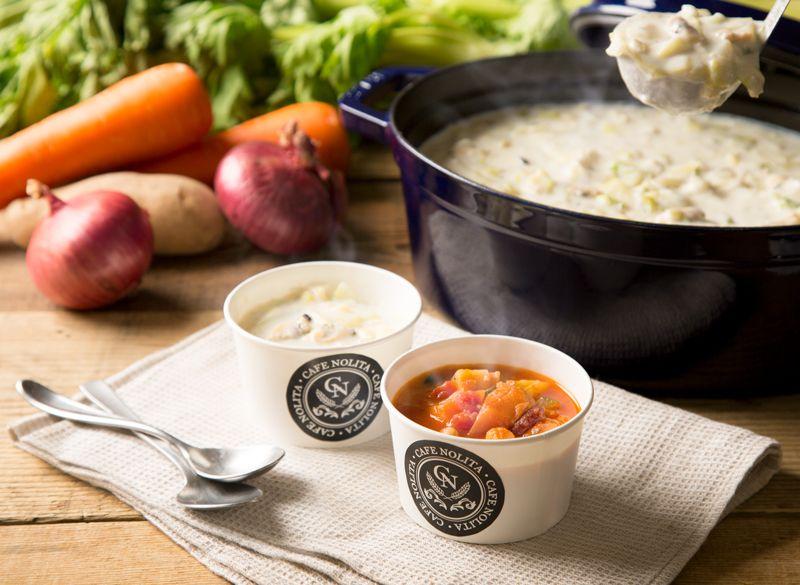 画像: スープ[イメージ]