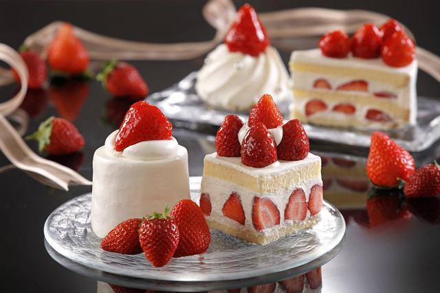 画像: 【華麗】4種のブランドいちごを使ったショートケーキ!「ショートケーキコレクション」